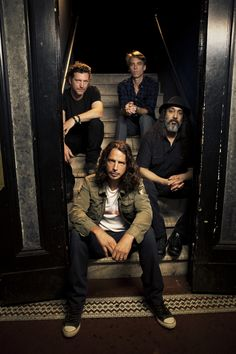 One of the founding bands of the infamous Seattle grunge scene of the 90s, Soundgarden reunited last year following a 14-year hiatus, and are set to release a brand new album later in the year.