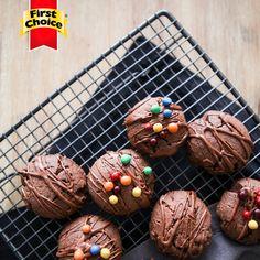 Nutella Cookies, Recipe Link, Vanilla Essence, Cookies Ingredients, Wax Paper, Dessert Recipes, Desserts, Tray Bakes, Cookie Dough