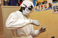 Vaccine success holds hope for end to deadly scourge of Ebola