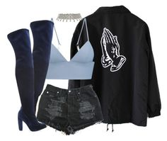 """""""no limit"""" by indigodistraction143 ❤ liked on Polyvore featuring Bulgari, T By Alexander Wang and Carvela"""
