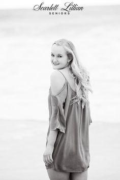 RILEY | ST. AUGUSTINE SENIOR PHOTOGRAPHER | Jacksonville Senior Photographer // Scarlett Lillian Seniors