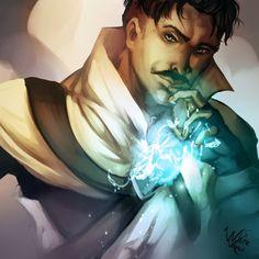 Dorian Pavus by WhiteVector on DeviantArt #DragonAge