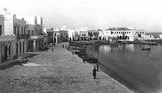 Γιατί...αγαπάμε τη Μύκονο! Vintage Pictures, Old Pictures, Old Time Photos, Greece Pictures, Mykonos, Flora, Places To Visit, Europe, Island