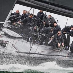 Because of the strong winds on Day 1, there was a disappointing start to the Royal Yacht Squadron's Bicentenary #Regatta when the race was cancelled. Spirits were lifted though when on Day 2, the call was made to race. It turned out to be a good decision even though there were winds of 20-25 knots.