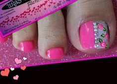 Pedicure Nails, Toe Nails, Toe Nail Designs, Diana, Nail Art, Work Nails, Toe Nail Art, Short Nail Manicure, Nail Manicure
