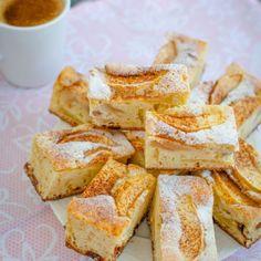 Prăjitură rapidă cu mere - simplă și delicioasă | Bucate Aromate Romanian Desserts, Easy Apple Cake, Antipasto, No Bake Cake, Baking Recipes, Deserts, Goodies, Food And Drink, Sweets