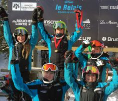 Challenge Banque Laurentienne intra club. Podium fille U12 Courses, Skiing, Challenges, Club, Movie Posters, Movies, Ski, Films, Film