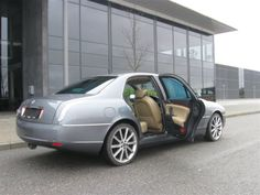 Lancia Thesis - the flagman of the brand. This is a relly classy car for the money.