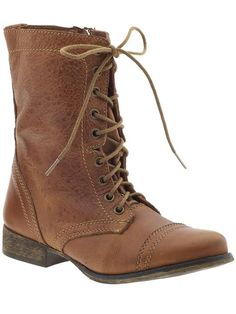 boots for walking.