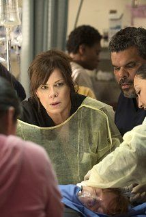 Code Black (2015) The staff of the LA County Hospital emergency room treat patients under difficult circumstances.