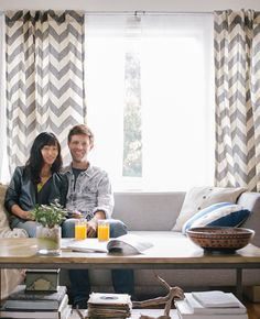 Real Nest: This Design Duo's Santa Monica Home is Eye Candy #realnests #thenest