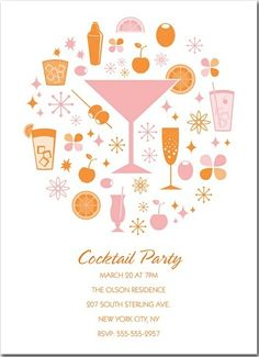 Check out the retro invite on DigThisDesign...