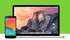 AirDroid to manage Android phone with a PC software