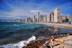 Benidorm Spain
