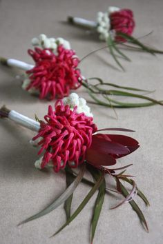 Thinking About Weddings - Boutonniere