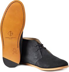 Opening Ceremony Suede Desert Boots
