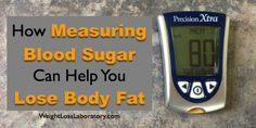 Blood Sugar is an excellent indicator of your health as well as how your body is metabolizing what you eat!