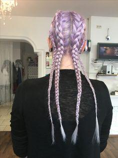 #hair ❤ #geflochten  #dutchbraid