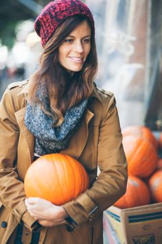 A CUP OF JO: How to wear a beanie @Kendra Henseler Livingstone Smoot
