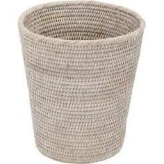 Fantastic No Cost Ceramics pots garden Suggestions Mistana Telford Rattan Pot Planter Size: Large, Color: White Wash Herb Planters, Planter Boxes, Cedar Planters, Hanging Planters, Raised Planter, Raised Garden Beds, Feng Shui, Grands Pots, Design Tisch