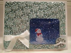 How to make a recycled soda can Christmas card · Recycled Crafts | CraftGossip.com