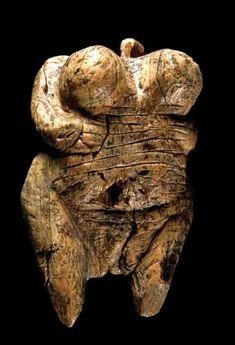 World's Oldest Venus? A cave in the Swabian Jura region of south-western Germany has yielded a remarkably well-preserved mammoth-ivory figurine that has been dated to at least 35,000 years ago, making it one of the oldest known examples of figurative art. Discovered 3m below the floor of the Hohle Fels Cave, the 60mm statuette depicts a female with exaggerated breasts, stomach, thighs and vulva. A suspension ring in place of the head suggests that the carving might have been worn as a…