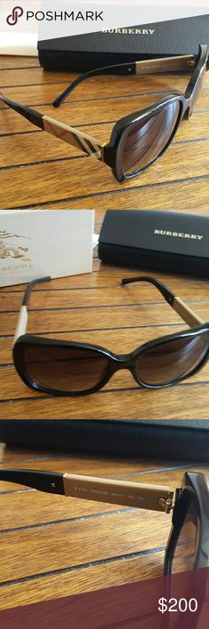 Sunglasses Burberry sunglasses, square shape. Burberry Accessories Glasses