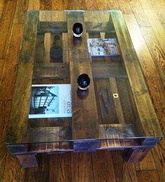 RECRATE ORIGINAL ANTIQUE Coffee Table, £325.00