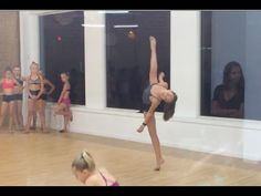 PART 3 OF 3 the girls doing improv on at rebecca davies class at ALDC LA This is from Rebecca Davies class on at ALDC LA **please don't criticiz.