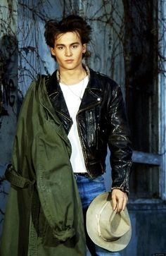 Johnny Depp on 21 Jump Street