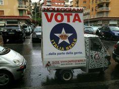 Ape-reale-Vota-italia-reale | ITALIA REALE - Stella e Corona