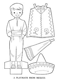 Image result for FREE MEXICAN DOLL PATTERNS