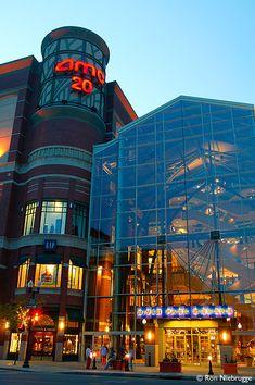 River Park Square Downtown- Spokane, WA