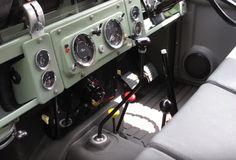 Truck Interior, Interior Ideas, Future Car, Land Rover Defender, Range Rovers, Land Cruiser, Jeeps, Motorcycles, Vehicles