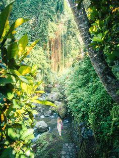 Gunung Kawi, Tampaksiring, Bali, Indonesia