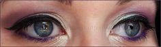 w/ Nabla Eyeshadows Zoe + Catteleya + Mimesis