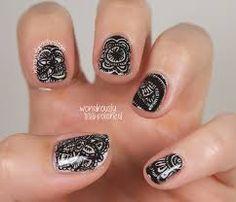 Image result for mandala nail art