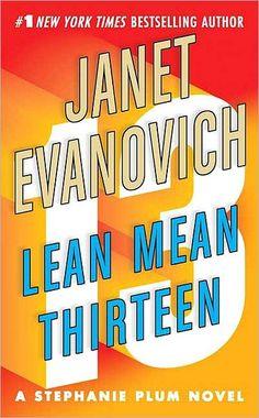janet evanovich books   janet_evanovich_Lean Mean Thirteen_readings_books