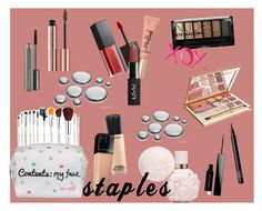 """""""my face"""" by janelly-belly ❤ liked on Polyvore featuring beauty, MAC Cosmetics, Smashbox, Boohoo, NARS Cosmetics, Too Faced Cosmetics, Givenchy, Maybelline, Lipsy and tarte"""