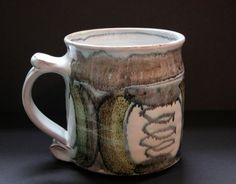 Judith Partridge Rodmell Studio Pottery Mug