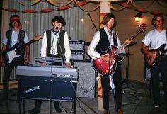 1966..Garage band with farfisa