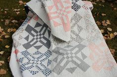 Quilting Pattern: Turnstyle by Amy Ellis