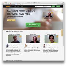 ziggeo - screen applicants via video messages