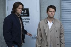 Sam's like: Cas! Tell him you love him!