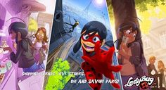 Miraculous Ladybug (Anime) - TV Tropes