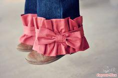Как удлинить детские джинсы для девочки - Переделки одежды - Страна Мам