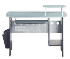 modern design glass desk