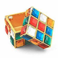 Rubik's Cube Jewel