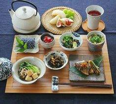 Japanese Kitchen, Japanese Dishes, Japanese Food, Asian Recipes, Healthy Recipes, Food Concept, Exotic Food, Slow Food, Aesthetic Food