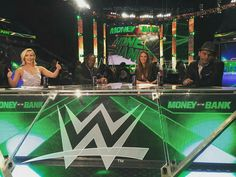 Money In The Bank Kickoff Panel.